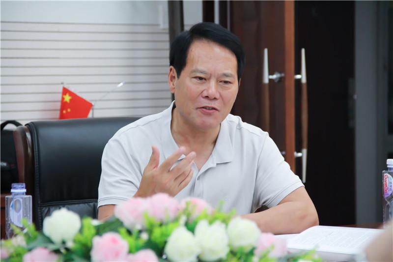 合肥市半导体产业发展有限公司总裁陶鸿
