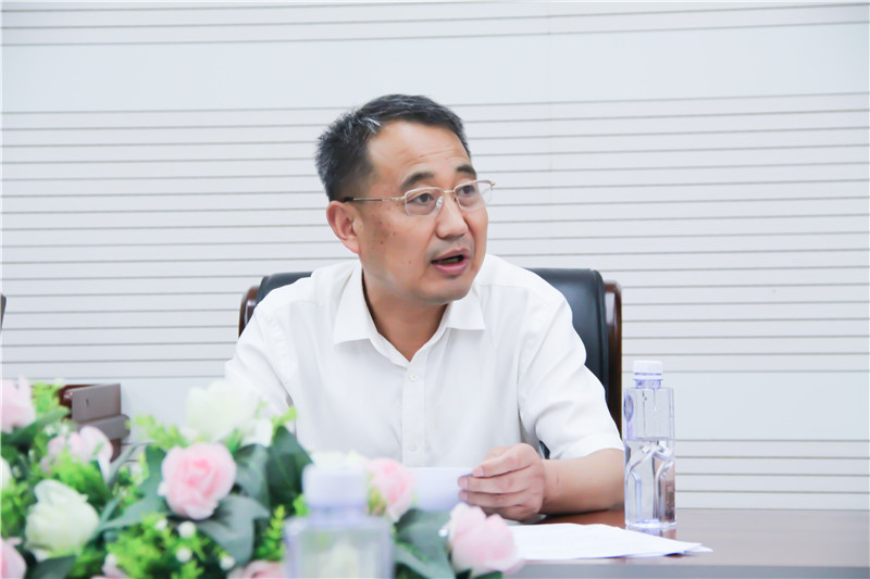 安徽合力股份有限公司合肥铸锻厂厂长解明国